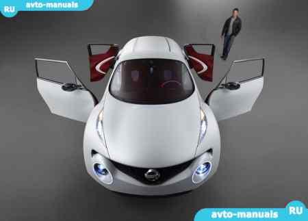 Nissan Juke - руководство по
