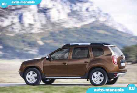 ����������� �� ������������ Renault Duster