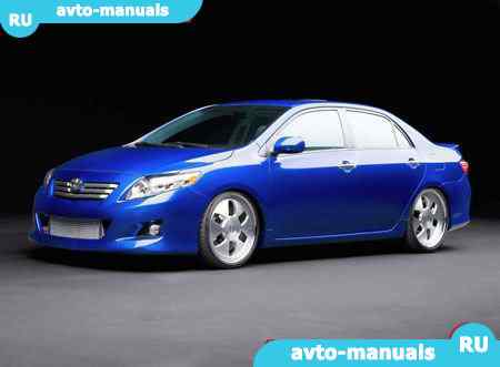����������� �� ������������ Toyota Corolla