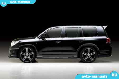 Toyota Land Cruiser вы