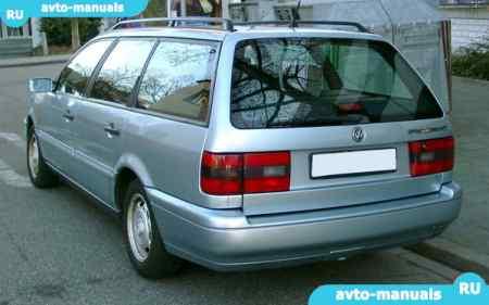 ����������� �� ������������ Volkswagen Passat B4