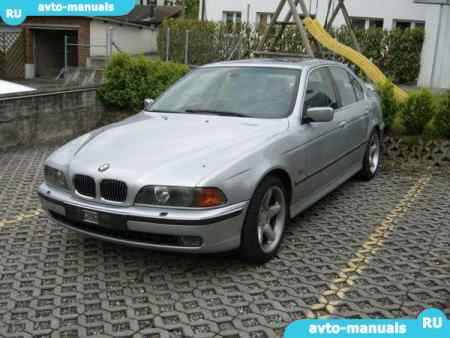 В данном руководстве BMW