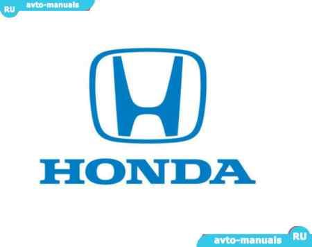 запчасти хонда лого: