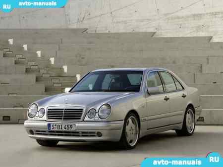 ����������� �� ������������ Mercedes E-klasse (W210)