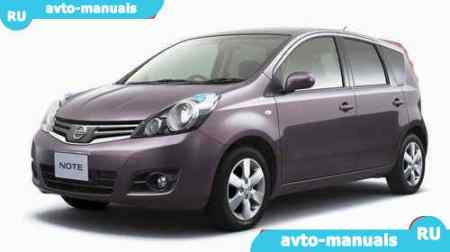 Nissan Note - запчасти