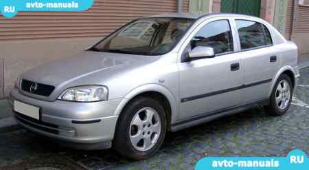 Opel Astra G - запчасти