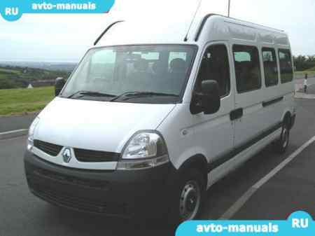 Renault Master - запчасти