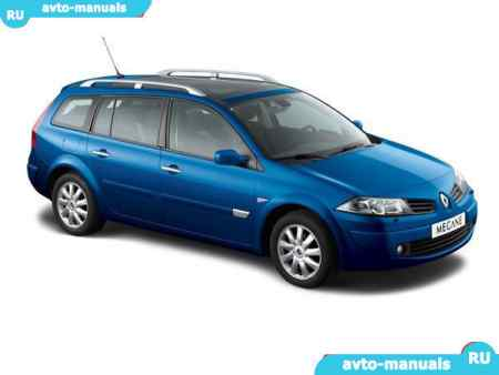 Renault Megane II Estate - запчасти