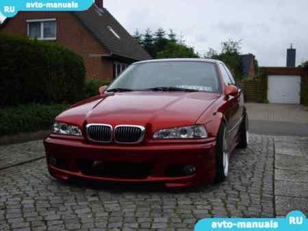 скачать руководство по ремонту BMW e53