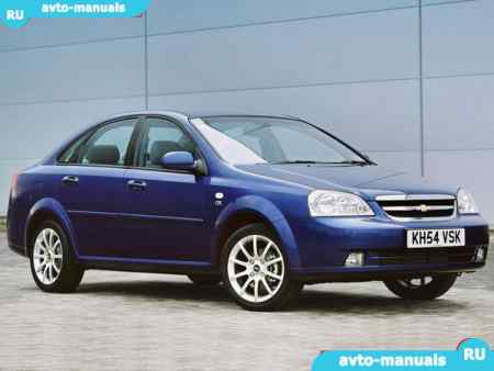 Chevrolet Lacetti - запчасти