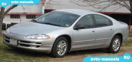 DODGE Intrepid - руководство по ремонту