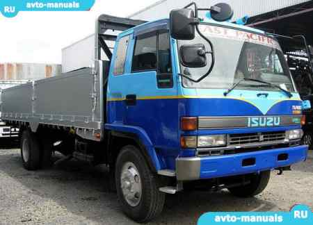 Isuzu Forward - запчасти