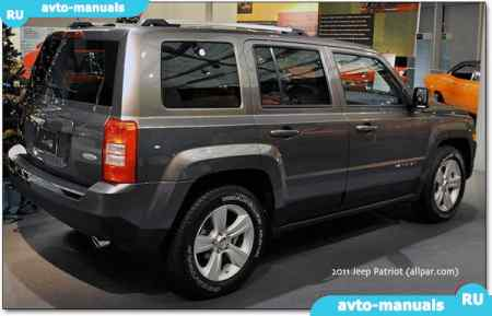 Jeep Patriot - руководство по ремонту