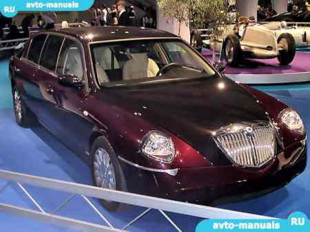 Lancia Thesis - запчасти