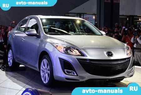 Инструкция По Ремонту Mazda 3